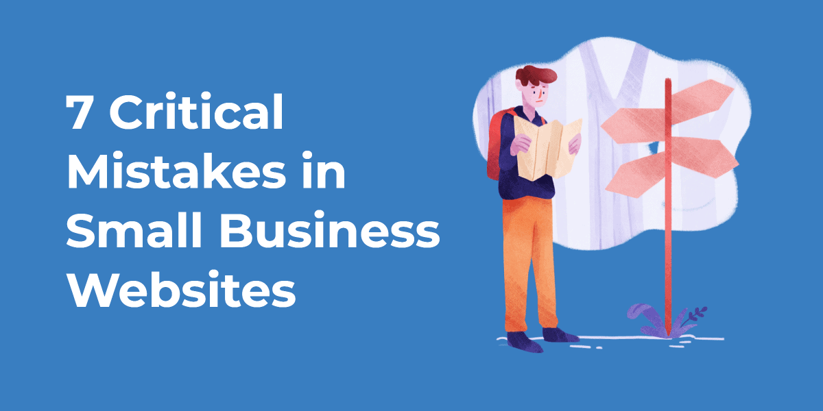 Small business mistakes in SMB